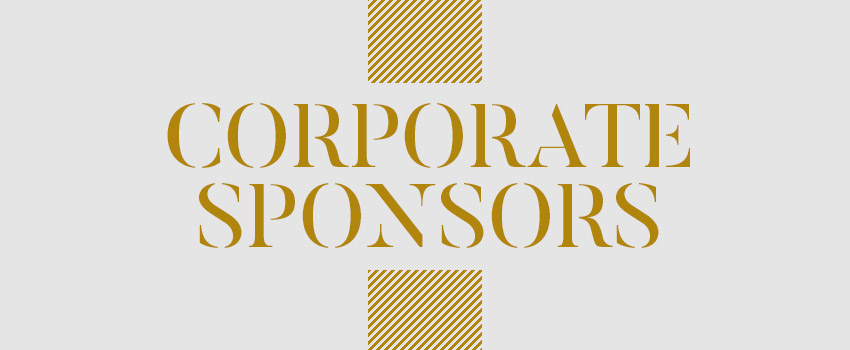 Corporate & Strategic Sponsors